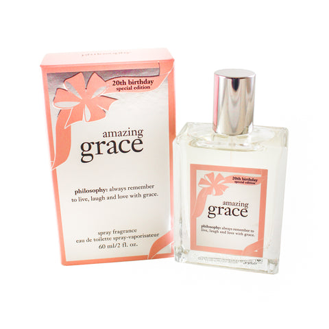 PHG21 - Amazing Grace 20Th Birthday Edition Eau De Toilette for Women - Spray - 2 oz / 60 ml