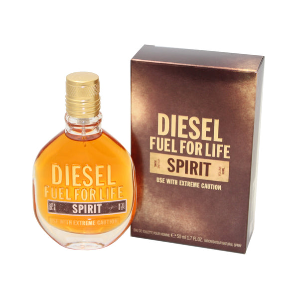 DFS17M - Diesel Fuel For Life Spirit Eau De Toilette for Men - Spray - 1.7 oz / 50 ml