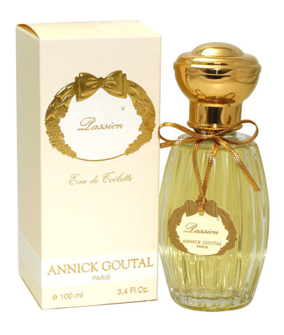 PA74 - Passion Annick Goutal Eau De Toilette for Women - 3.4 oz / 100 ml Spray