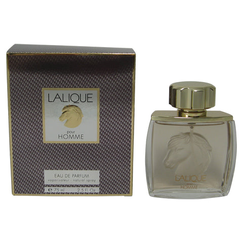 LA55M - Lalique Equus Eau De Parfum for Men - 2.5 oz / 75 ml Spray