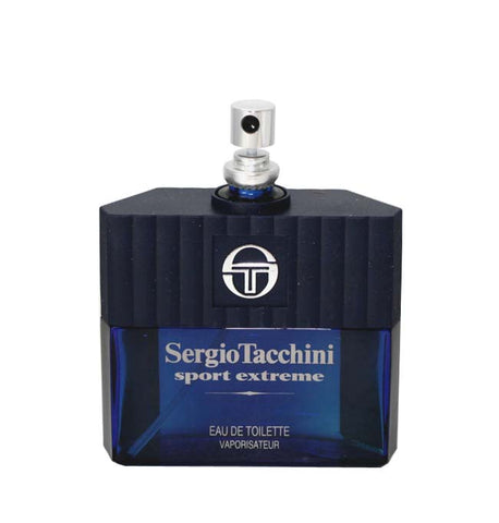 STE33T - Sport Extreme Eau De Toilette for Men - Spray - 3.3 oz / 100 ml - Tester