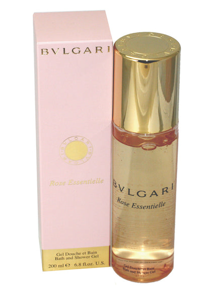 BVR68 - Bvlgari Rose Essentielle Bath & Shower Gel for Women - 6.8 oz / 200 ml