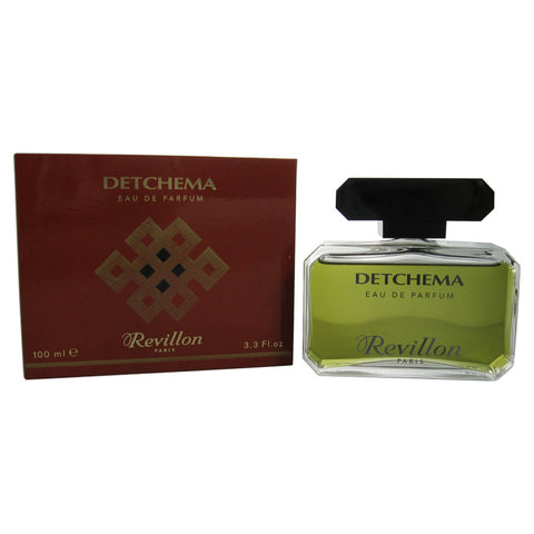 DET14 - Detchema Eau De Parfum for Women - Pour - 3.3 oz / 100 ml