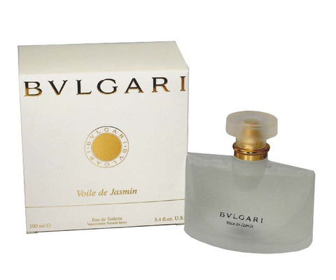 BVJ13 - Bvlgari Voile De Jasmin Eau De Toilette for Women - Spray - 3.4 oz / 100 ml