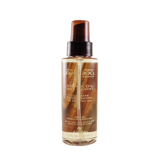 BAM36 - Bamboo Body Oil for Women - 4.2 oz / 125 ml