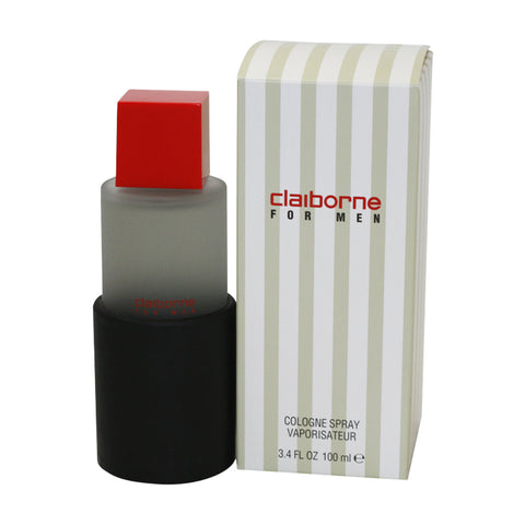 CL42M - Claiborne Cologne for Men - Spray - 3.4 oz / 100 ml