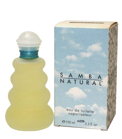 SA37 - Samba Natural Eau De Toilette for Women - Spray - 3.3 oz / 100 ml