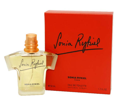 SO16 - Sonia Rykiel Eau De Toilette for Women - Spray - 1.7 oz / 50 ml