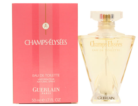CH12 - Champs Elysees Eau De Toilette for Women - 1.7 oz / 50 ml Spray