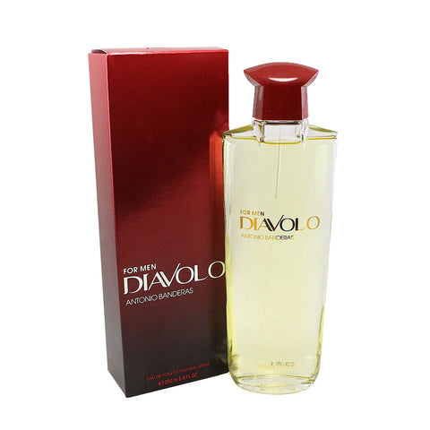 DIV35 - Diavolo Eau De Toilette for Men - 6.8 oz / 200 ml Spray