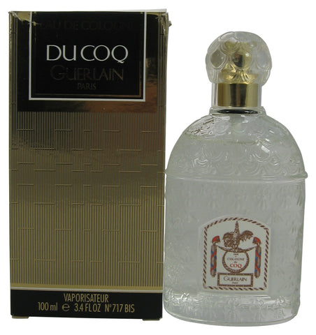 DU012 - Du Coq Eau De Cologne for Men - 3.4 oz / 100 ml Spray