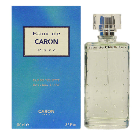 EA59M - Eaux De Caron Pure Eau De Toilette for Unisex - Spray - 3.3 oz / 100 ml