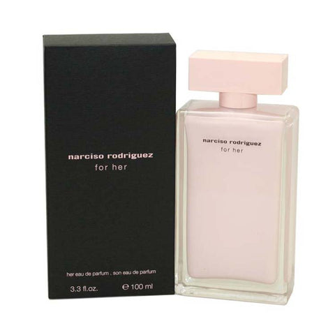 NAR60 - Narciso Rodriguez Eau De Parfum for Women - 3.3 oz / 100 ml Spray