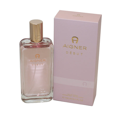AGD34 - Aigner Debut Eau De Parfum for Women - Spray - 3.4 oz / 100 ml