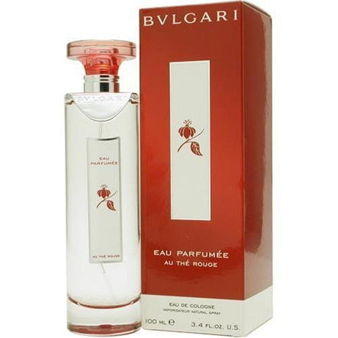 BVA31 - Bvlgari Bvlgari Au The Rouge Eau De Cologne for Unisex Spray - 3.4 oz / 100 ml