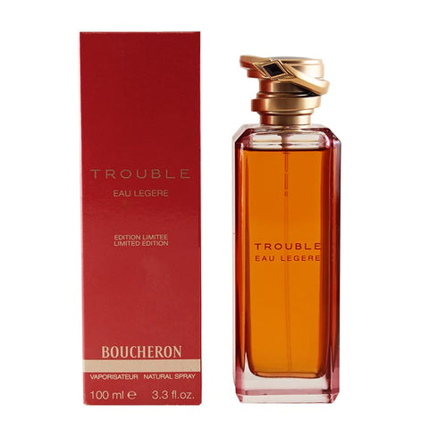TRO34 - Trouble Eau Legere for Women - 3.3 oz / 100 ml - Limitied Edition