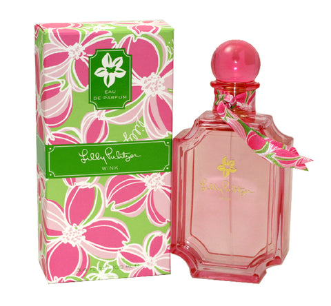 LPW34 - Lilly Pulitzer Wink Eau De Parfum for Women - Spray - 3.4 oz / 100 ml