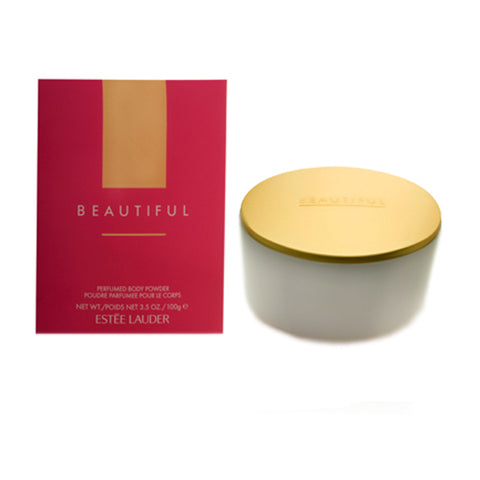BE201 - Beautiful Body Powder for Women - 3.5 oz / 105 g - With Puff