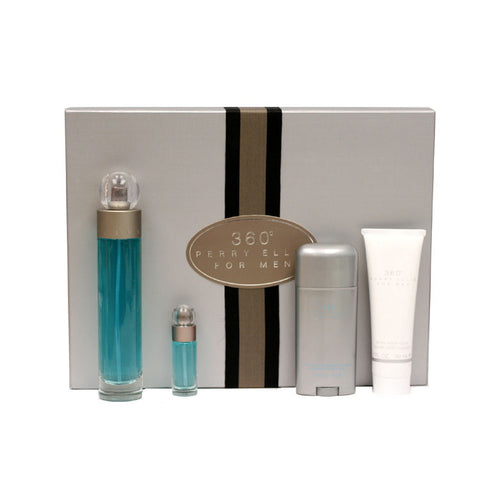 PE447M - Perry Ellis 360 4 Pc. Gift Set for Men