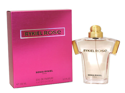 RY16 - Rykiel Rose Eau De Parfum for Women - Spray - 3.3 oz / 100 ml