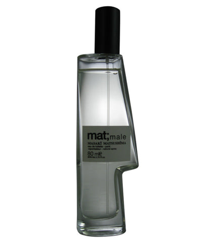 MAT1M - Mat Male Eau De Toilette for Men - Spray - 2.7 oz / 80 ml