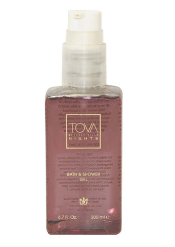 TOV404 - Tova Nights Bath & Shower Gel for Women - 6.7 oz / 200 ml