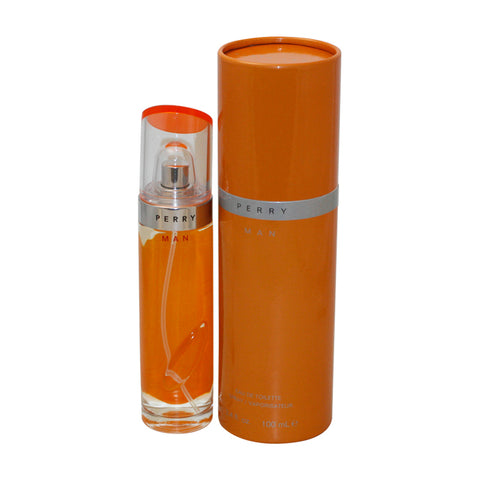 PE34M - Perry Eau De Toilette for Men - 3.4 oz / 100 ml Spray