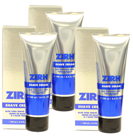 ZIR39M - Shave Cream Shaving Cream for Men - 3 Pack - 3.4 oz / 100 ml