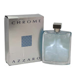 CH96D - Loris Azzaro Chrome Eau De Toilette for Men | 6.8 oz / 200 ml - Spray - Damaged Box