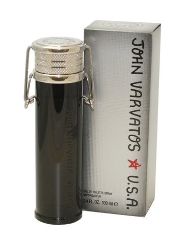 JVS3M - John Varvatos Star U.S.A. Eau De Toilette for Men - 3.4 oz / 100 ml Spray
