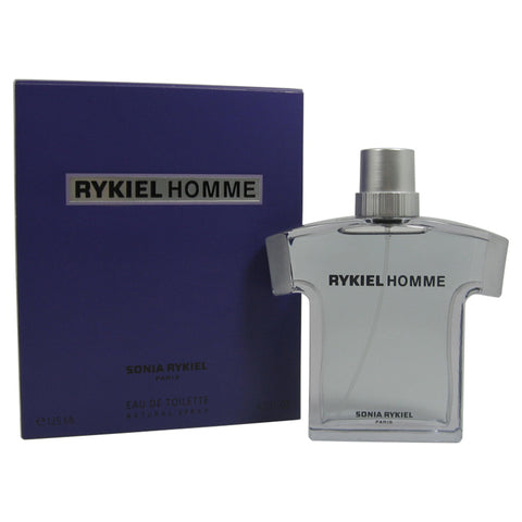 RY15M - Rykiel Homme Eau De Toilette for Men - Spray - 4.2 oz / 125 ml