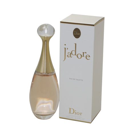 JA18 - J'Adore Eau De Toilette for Women - Spray - 3.3 oz / 100 ml