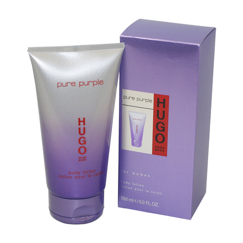 HUG29 - Hugo Pure Purple Body Lotion for Women - 5 oz / 150 ml