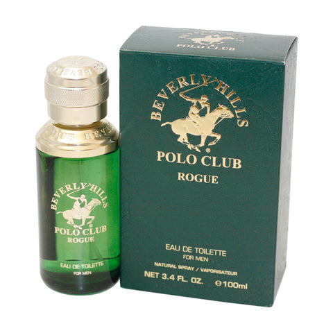 BPR3M - Beverly Hills Polo Club Rogue Eau De Toilette for Men - Spray - 3.4 oz / 100 ml
