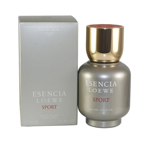 SLS35M - Esencia Loewe Sport Eau De Toilette for Men - 5.1 oz / 150 ml Spray