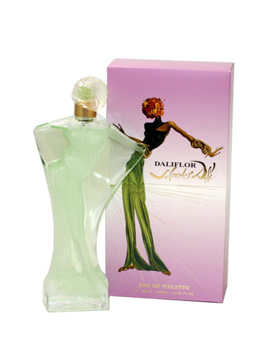 DAL30 - Daliflor Eau De Toilette for Women - 3.4 oz / 100 ml Spray