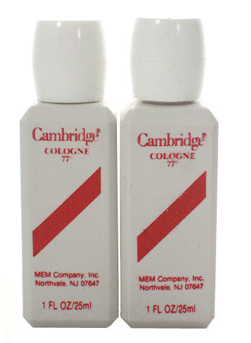 EN87M - English Leather Cambridge Cologne for Men - 2 Pack - 1 oz / 30 ml - Pack