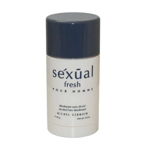 SEXF5M - Sexual Fresh Deodorant for Men - Stick - 2.8 oz / 85 g - Alcohol Free