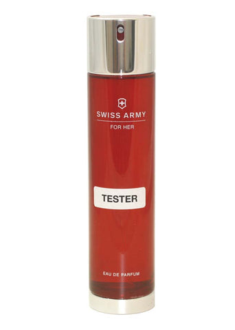 SW10T - Swiss Army Eau De Parfum for Women - 3.4 oz / 100 ml Spray Tester