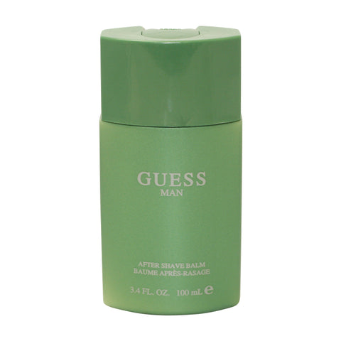 GU110M - Guess Aftershave for Men - 3.4 oz / 100 ml Balm Unboxed
