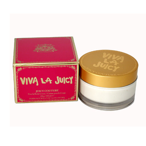 VJ67 - Viva La Juicy Body Cream for Women - 6.7 oz / 200 ml