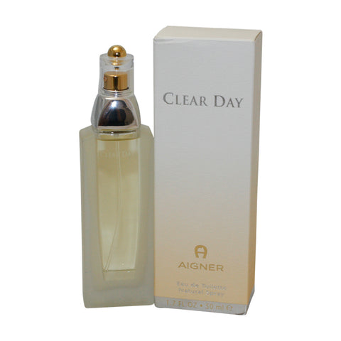CLE51-P - Clear Day Eau De Toilette for Men - 1.7 oz / 50 ml Spray