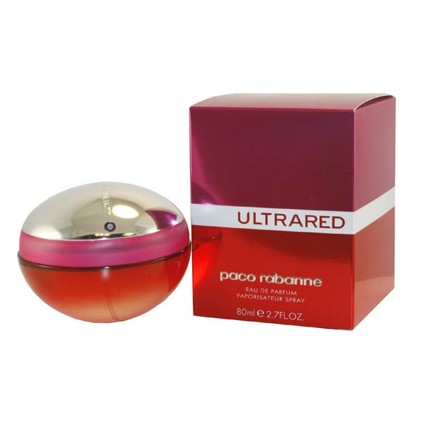 ULR01 - Ultrared Eau De Parfum for Women - 2.7 oz / 80 ml Spray