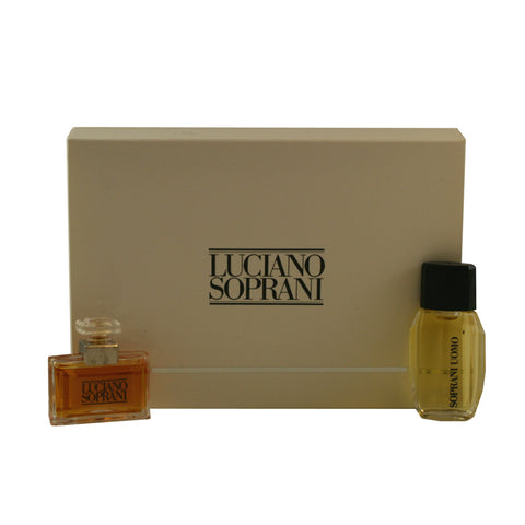 SOL38 - Luciano Soprani 2 Pc. Gift Set for Men