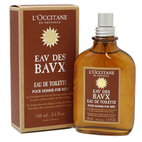 EDB85M - Eav Des Bavx Eau De Toilette for Men - Spray - 3.4 oz / 100 ml