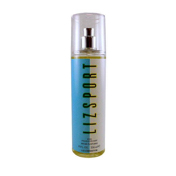 LI79 - Liz Sport Fragrance Mist for Women - 8 oz / 236 ml