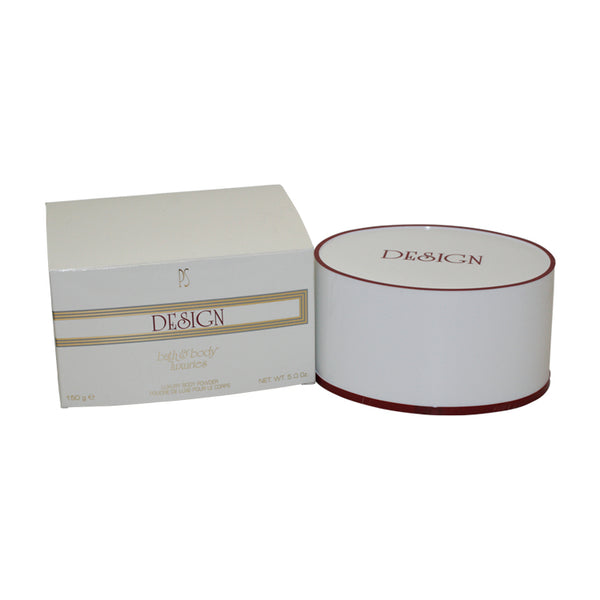DE858 - Design Body Powder for Women - 5 oz / 150 ml