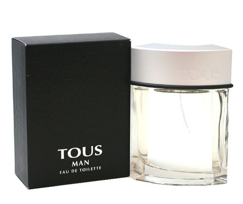 TOUS12M - Tous Man Eau De Toilette for Men - 3.4 oz / 100 ml Spray