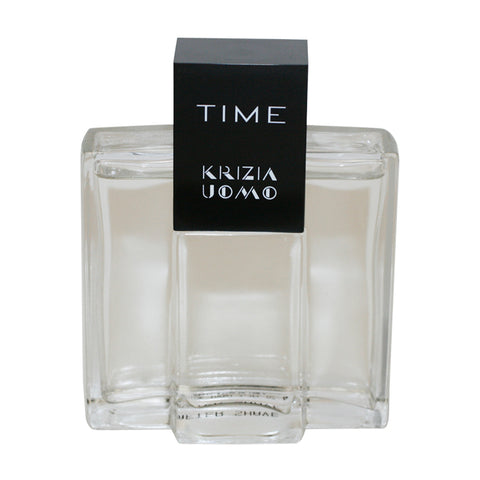 TIMU1T - Time Krizia Uomo Aftershave for Men - 3.4 oz / 100 ml Lotion Unboxed
