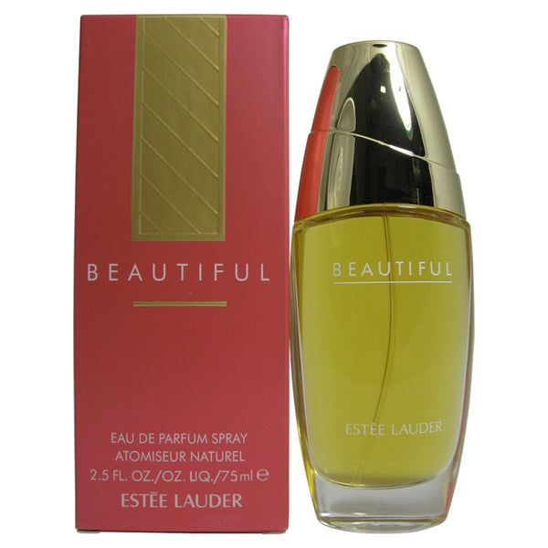 BE10 - Beautiful Eau De Parfum for Women - 2.5 oz / 75 ml Spray